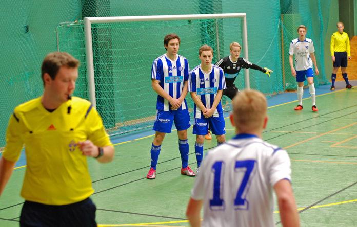 Kamratcupen 2015 IFK Simrishamn vs Tomelilla U österlen.se